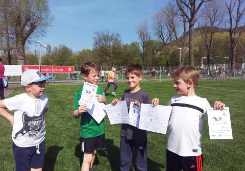 Frühjahrscrosslauf_2018 im Ernst-Abbe-Sportfeld
