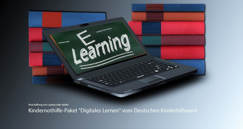 Kindernothilfe-Paket Digitales Lernen