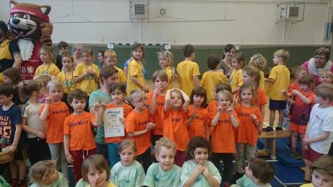 Kinderolympiade in Lobeda