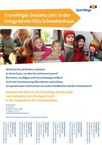 FSJler_Kita Schwabenhaus_2017_18
