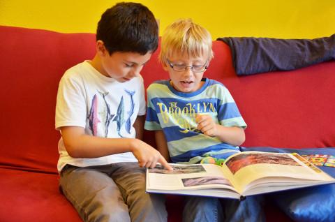 Gemeinsam Lesen lernen