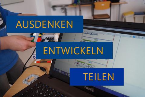 Univer Saale_Workshop_Scratchen_ gefördert von Meet and code