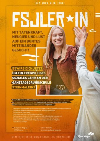 FSJ Plakat Grundschule 2021