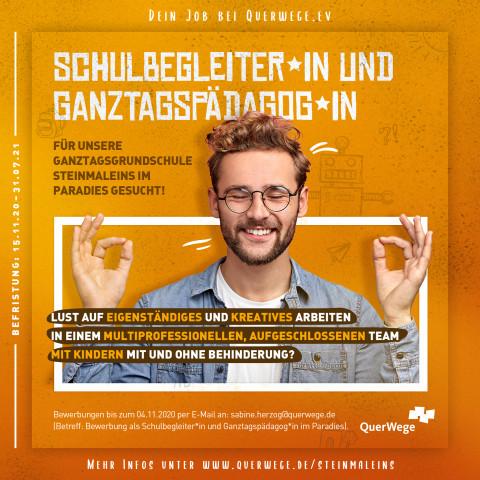 Stellenanzeige SteinMalEins Paradies_10_20