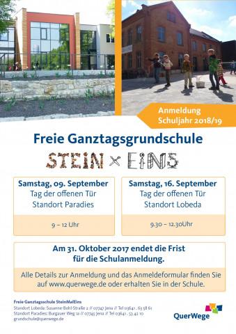 SteinMalEins_Tag der offenen Tür