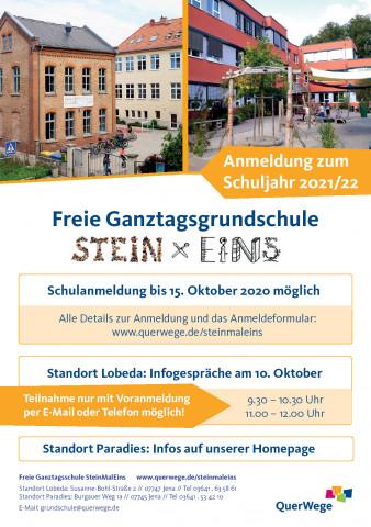 Schulanmeldung SteinMalEins 21_21
