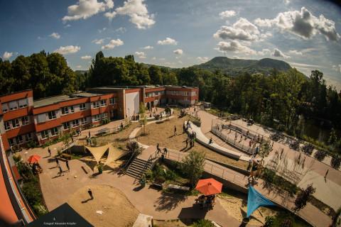 UniverSaale Jena Freie Gesamtschule fotografiert von Alexander Knüpfer