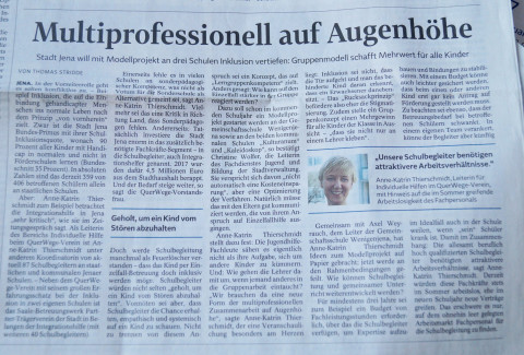 Multiprofessionell auf Augenhöhe_TLZ_25.04.2018_im Gespräch mit Anne-Katrin Thierschmidt_individuelle Hilfen