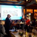 Inklusionspreisverleihung_ 04_12_Bad Köstritz_Gratulation des Behindertenbeauftragten Joachim Leibiger