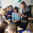 Kuchenverkauf