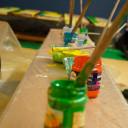 Schwabenhaus_PJ Inklusive Bretterkunst_Kunst die durch Farbe sichtbar wird