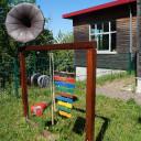 Kita BiLLY von außen: Musikinstrument