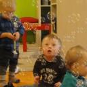 Schwabenhaus_Die Erdwichtel in den Seifenblasen