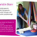Mitarbeiterin der Physiotherapie Christin Born