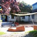Eingangsbereich Schwabenhaus.