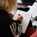 Escape Room - die Ideen fließen auf's Papier