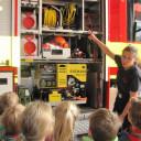 Brandschutzausbildung und Besuch bei der Feuerwehr11