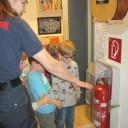 Brandschutzausbildung und Besuch bei der Feuerwehr3