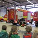 Brandschutzausbildung und Besuch bei der Feuerwehr8