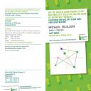 """Flyer """"Bündnis für Qualität in der Kindertagesbetreuung"""""""