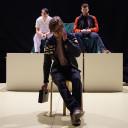 Vorstellung des Stücks Grand Theft Faust im November 2015