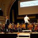 "Klangfarben-Projekt ""Hörprobe Symphonie fantastique"": Hörprobe am 29.11.2017 im Volkshaus"