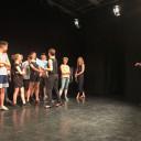 Preisverleihung bei den Schülertheatertagen in Erfurt