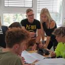Würdemenschen - Kunst-Projekt Oberstufe September 2019