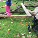Unser Gartenprojekt: Kletterstrecke im Kita BiLLY
