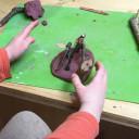 Unser Gartenprojekt: Ein Modell zur Kletterstrecke