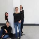 Musikvermittlerteam v. links Anna Weber, Jonas Brodbeck, Christine Nitsche, Prof. Dr. Barbara Stiller_Hochschule der Künste Bremen