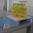 Papierbrücke- es entstehen tragfähige Ideen