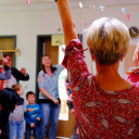 Oma und Opa-Tag 2019 in der Kita Pi mal Daumen