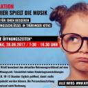 Plakat_ Aktionstag für einen besseren Betreuungsschlüssel in Thringer Kitas