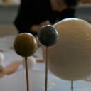 Planetenmodelle entstehen