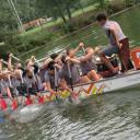 Drachenboot-Sprint_Querschläger auf dem Wasser_Foto_Jenny Hölbing der IH