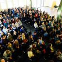 QuerWege-Tag 2017_Gespanntes Publikum