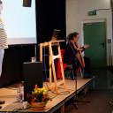 QuerWege-Tag 2017_Vortrag Prof. Dr. Andreas Hinz und Ines Boban
