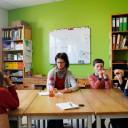 SteinMalEins_Paradies_Reporter AG_Gedanken zu Berufswünschen sammeln