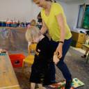 Schwabenhaus_PJ Inklusive Bretterkunst_Kunst die von innen kommt_Fußmalerei_1