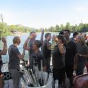 12. Drachenboot_Sprint_2018_13.Platz_Gratulation