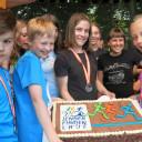 UniverSaale_Kinderlauf_SiegerTorte