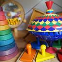 Spielzeuge zur gezielten Förderung.
