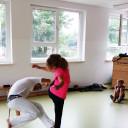 SteinMalEins_Sportwoche 2018_der Capoeiratanz