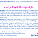 Stellenanzeige  Physiotherapeut_in 04_2019