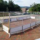 Streetsoccer-Anlage auf dem Schulhof