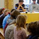 Vorlesewettbewerb an der SteinMalEins 2020