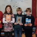 Vorlesewettbewerb der Grundschule 2018: Die Teilnehmer_innen des 3. Jahrgangs