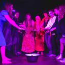 UniverSaale_SteinMalEins_Bunte Kooperation beider Schulen für eine tolle Zirkusshow_4