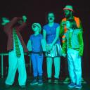 UniverSaale_SteinMalEins_Bunte Kooperation beider Schulen für eine tolle Zirkusshow_6
